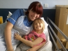 ellie in hosp